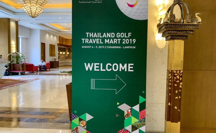 THAILAND GOLF TRAVEL MART 2019 (TGTM2019)