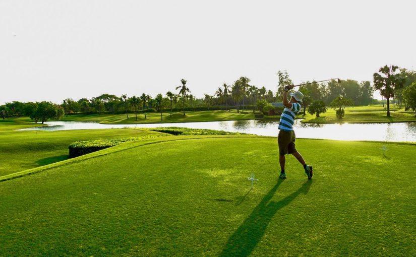 ゴルフで生まれる独創力