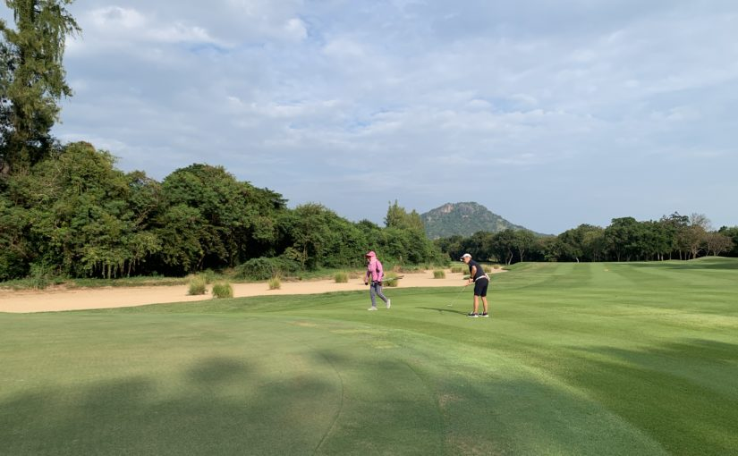 なぜタイでゴルフレッスンをしようと思ったのか?