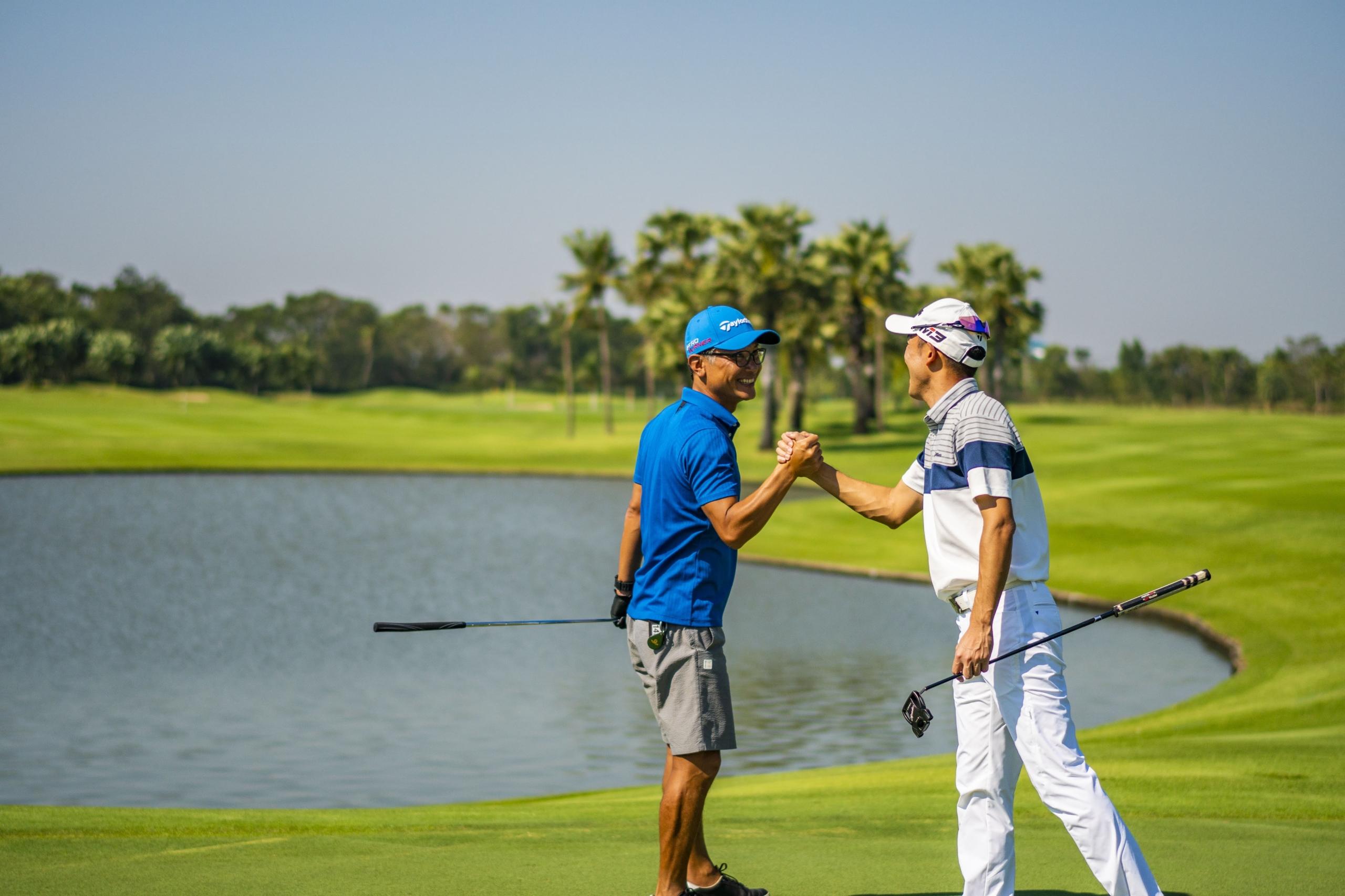 あなたがコーチやリーダーなら必ず身に付けたい。ゴルフコーチが教える人をやる気にさせる「ペップトーク」の極意