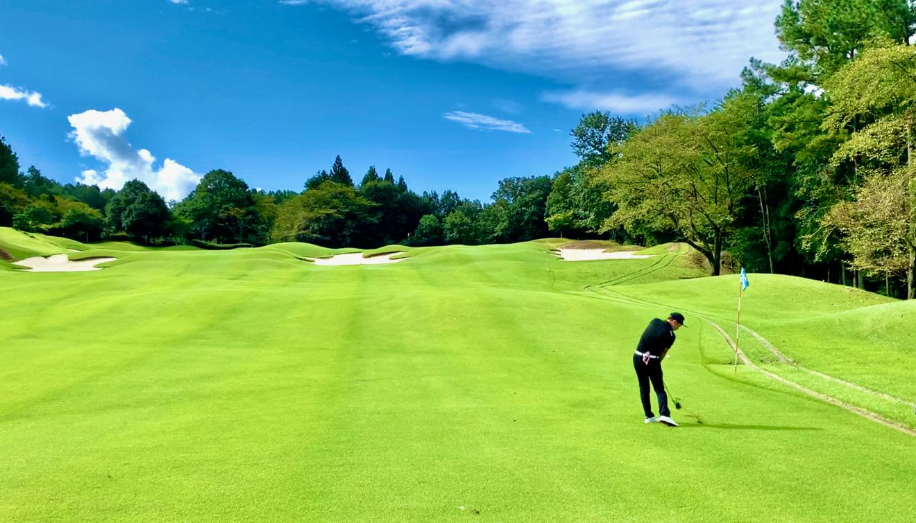 ゴルフの円 - 1