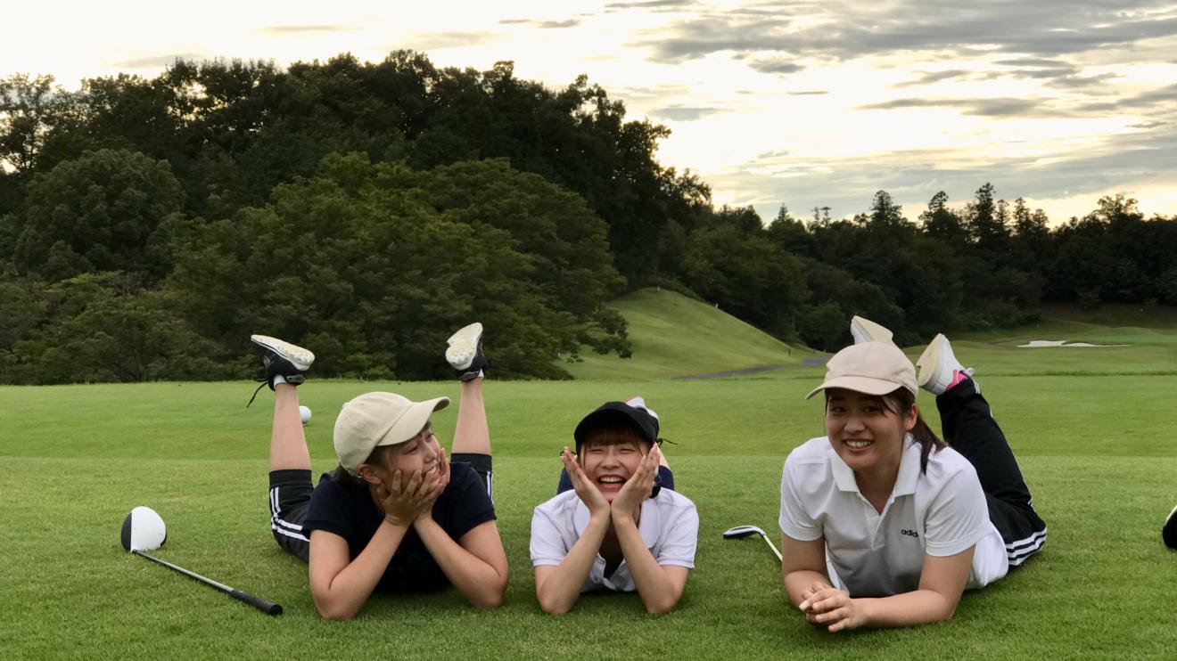 大学ゴルフ授業 - 6